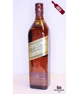 Johnnie Walker Johnnie Walker 18 Years Old Gold Label - The Centenary Blend 40%
