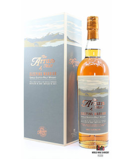 Arran Arran 11 Years Old 2000 2011 Sleeping Warrior 54.9% (one of 6000 bottles)