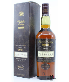 Talisker Talisker 13 Years Old 1990 2003 Double Matured - The Distillers Edition 45.8%