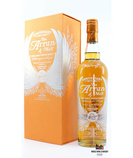 Arran Arran 11 Years Old 1999 2010 15th Anniversary Distillery 54.6%