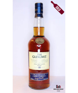 Glenlivet Glenlivet 18 Years Old 43% (bottled in 2005)