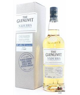 Glenlivet Glenlivet 2015 Nàdurra - Peated  Batch PW0715 61.5%