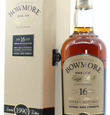 Bowmore Bowmore 16 Years Old 1990 2006 Limited Edition 53.8%
