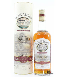 Bowmore Bowmore Cask Strength 2002 56% (700 ml)