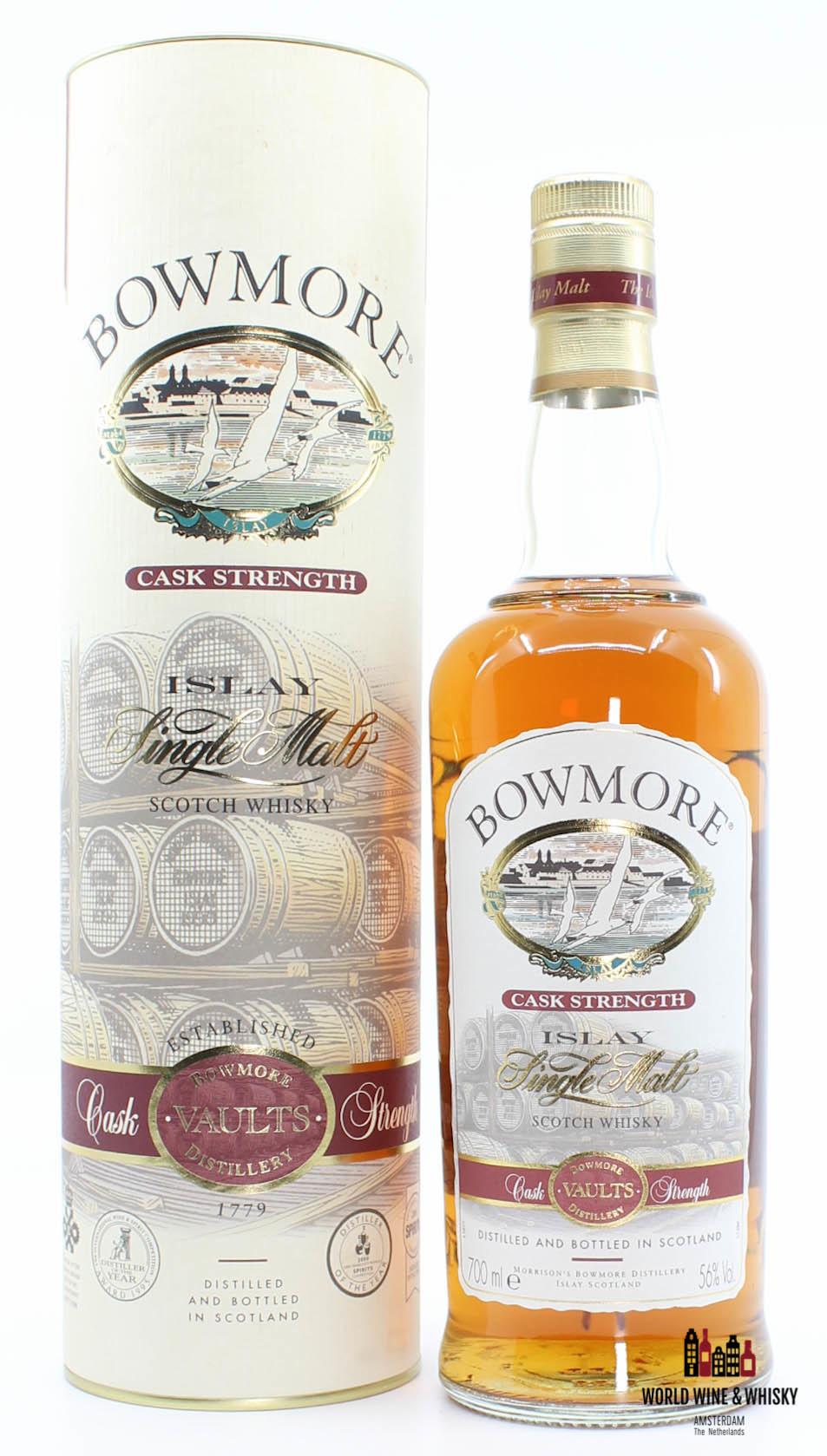 Bowmore Bowmore Cask Strength 2002 56% (700 ml)