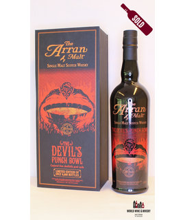 Arran Arran The Devil's Punch Bowl 2012 52.3% (Chapter 1)