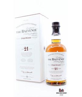 Balvenie Balvenie 21 Years Old 2015 PortWood 40%
