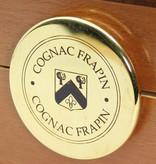 Frapin Cognac Frapin - Grande Champagne - V.I.P. XO 2000 in OWC (24K gold gilded)