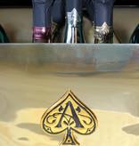 Armand de Brignac Armand de Brignac Gold Champange cooler/ice bucket XL 'Ace of Spades' (for 7 bottles)