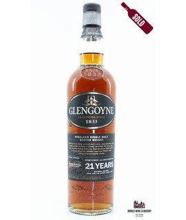 Glengoyne Glengoyne 21 Years Old 2012 Sherry Oak Casks Matured 43% 70 cl