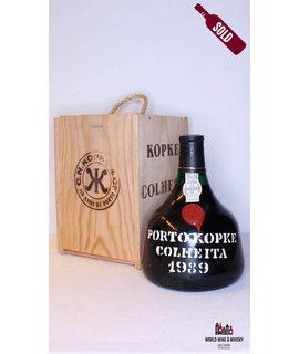 Kopke Porto Kopke Colheita 1989 (in OWC)
