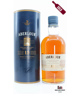 Aberlour Aberlour 15 Years Old 2015 Double Cask Matured 40% (1 Litre)
