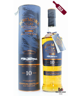 Bowmore Bowmore 10 Years Old Tempest - Small Batch Release No. 1 - Feis Ile 2010 55.3%