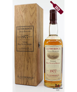 Glenmorangie Glenmorangie 21 Years Old Limited 1977 Bottling 1998 43%