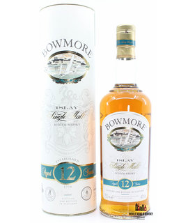 Bowmore Bowmore 12 Years Old - Old Label 40% 700ml (in case)