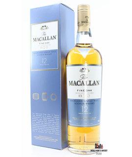 Macallan Macallan 12 Years Old - Fine Oak - Triple Cask Matured 40% 700ml (in cardboard case)