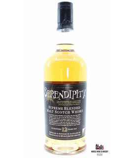 Ardbeg Ardbeg & Glen Moray 12 Years Old Serendipity - Supreme Blended Malt Scotch Whisky - Limited Edition 40%
