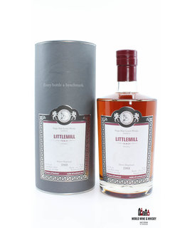 Littlemill Littlemill 25 Years Old 1988 2013 Malts of Scotland - Cask MoS 13035 52.1% (one of 185 bottles)