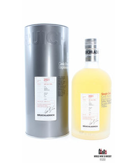 Bruichladdich Bruichladdich 8 Years Old 2001 2010 Micro-Provenance Series - Cask 015 46% (one of 336 bottles)