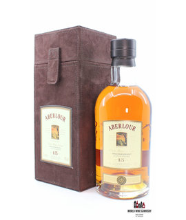 Aberlour Aberlour 15 Years Old 2006 Cuvée Marie d'Ecosse 43% 700ml (in luxury case)