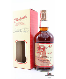Glenfarclas Glenfarclas 10 Years Old 2002 2012 - The Potstill Reserve - Potstill Festival 2012 10th Edition - Cask 2690 & 3698 50%