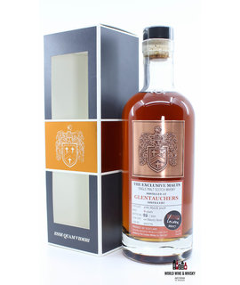 Glentauchers Glentauchers 8 Years Old 2008 2017 The Exclusive Malts - Creative Whisky Company - Cask 900179 53.5%