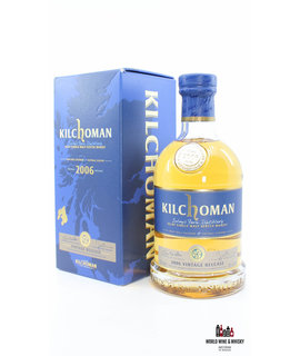 Kilchoman Kilchoman 5 Years Old 2006 2011 Vintage Release 46% (one of 11300 bottles)
