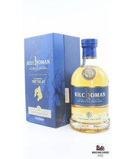 Kilchoman Kilchoman 3 Years Old 2011 Inaugural 100% Islay Release 50% (one of 11300 bottles)