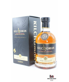 Kilchoman Kilchoman 5 Years Old 2012 Sherry Cask Release 46% (one of 6000 bottles)