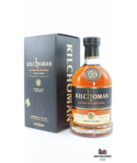 Kilchoman Kilchoman Loch Gorm 2007 2013 1st Edition 46% (one of 10000 bottles)