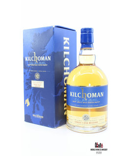 Kilchoman Kilchoman 3 Years Old 2007 2010 Single Cask Release - Cask 120/2007 - Whisky Import Nederland 61.8%