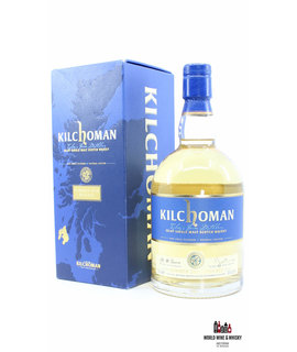 Kilchoman Kilchoman 3 Years Old 2007 2010 Summer Release 46% (one of 17500 bottles)