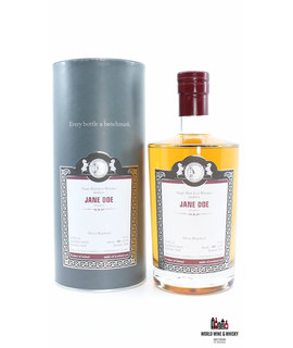 Jane Doe Jane Doe 16 Years Old 2000 2016 Malts of Scotland - Cask MoS 16032 52.8% (one of 254 bottles)