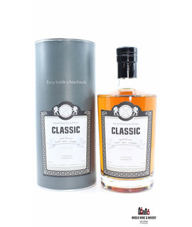Malts of Scotland Classic 18 Years Old 2016 - Malts of Scotland 46%