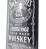 Jack Daniel's Iron Jack Daniel's Billboard Plate Sign - Old Time - Old No.7 Brand
