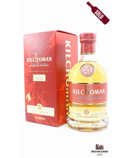 Kilchoman Kilchoman 4 Years Old 2006 2011 Single Cask Release - Whisky Import Nederland - Cask 317/2006 60.5% (one of 320 bottles)