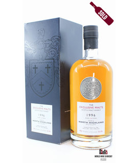 North Highland North Highland 16 Years Old 1996 2013 The Exclusive Malts - Creative Whisky Company - Cask 5031 55.0%