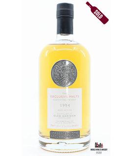 Glen Garioch Glen Garioch 18 Years Old 1994 2013 Cask 10 Creative Whisky Company - The Exclusive Malts 54.6%