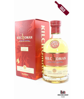 Kilchoman Kilchoman 5 Years Old 2006 2011 Single Cask Release - Whisky Import Nederland - Cask 99/2006 60.9% (one of 240 bottles)