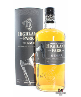Highland Park Highland Park Einar 2013 - The Warrior Series 40% 1L (1000 ml)