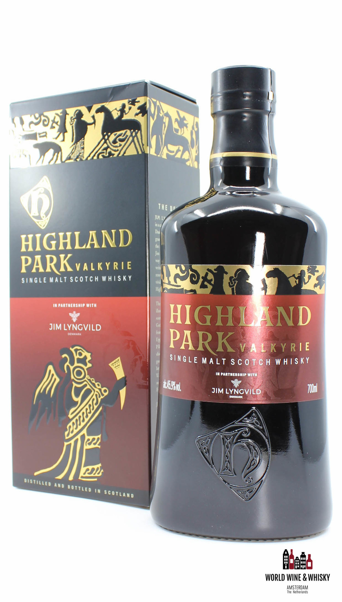 Highland Park  Highland Park Valkyrie 2017 - Viking Legend - Jim Lyngvild Denmark 45.9%