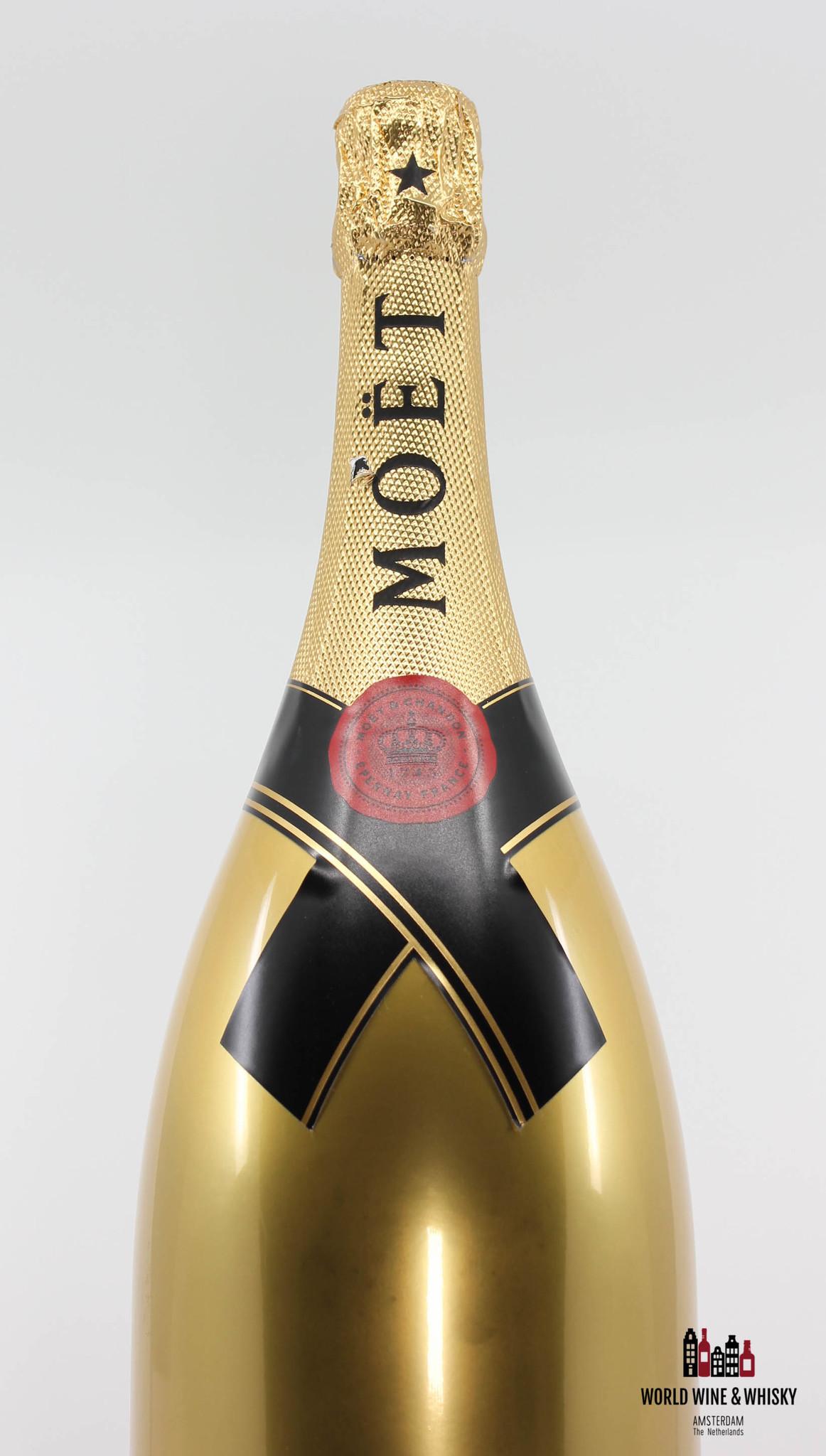 Moët Chandon Moët Chandon Imperial Champagne Brut Gold Magnum (1500 ml)