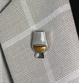 Whisky glass Traditional luxury whisky glass badge accessory