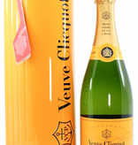 Veuve Clicquot Veuve Clicquot Champagne Brut - in orange Mailbox/Mail Box