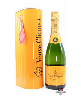 Veuve Clicquot Veuve Clicquot Champagne Brut - in orange Mailbox/Mail Box