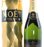 Moët Chandon Moët Chandon Imperial Champagne Brut - in luxury golden cooler case