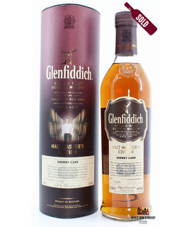 Glenfiddich Glenfiddich 2011 Malt Master's Edition - Batch 03/11 Sherry Cask 43%