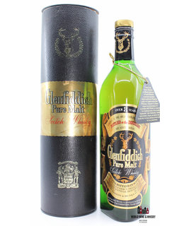 Glenfiddich Glenfiddich 8 Years Old Pure Malt 43% 750ml (bottled in the 70s)