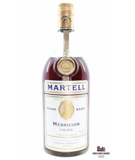 J & F Martell J & F. Martell V.S.O.P. Médaillon Cognac - Bottled in the 60s 40%