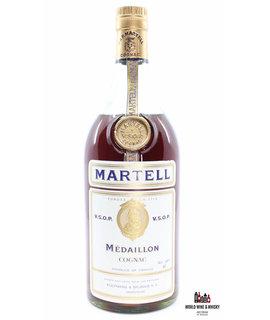 J & F Martell J & F. Martell V.S.O.P. Médaillon Cognac - Bottled in the 60s 40%